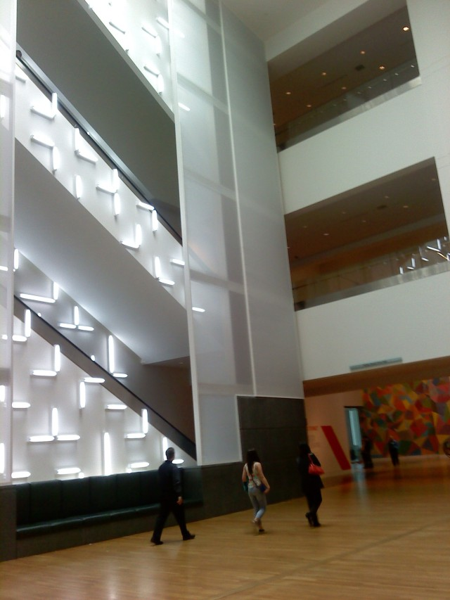 Robert Irwin's Light and Space at the IMA